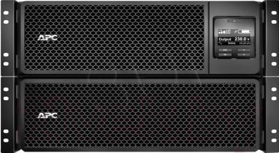 ИБП APC Smart-UPS SRT 3000VA RM 230V (SRT3000RMXLI) - вид спереди