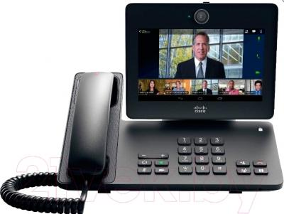 IP-телефония Cisco Desktop Collaboration Experience DX65 (CP-DX650-K9)