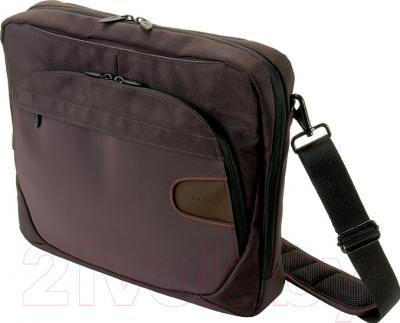 Сумка для ноутбука Dicota TakeOff Smart N18918P (коричневый)