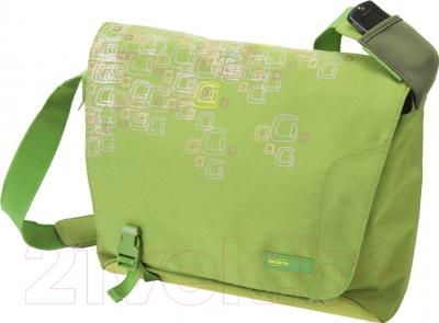 Сумка для ноутбука Dicota Dee Messenger N25908P (зеленый)