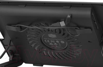 Подставка для ноутбука Cooler Master NotePal ErgoStand (R9-NBS-4UAK)
