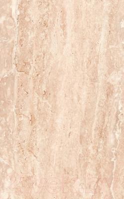 Плитка для стен ванной НЗКМ Травертин (250x400, кремовый)