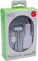 Автомобильное зарядное устройство Digitus DB-600900-010-W -