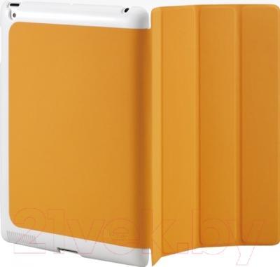 Чехол для планшета Cooler Master Wake Up Folio C-IP3F-SCWU-TW (оранжево-белый)