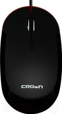 Мышь Crown Micro CMM-21 (красный)