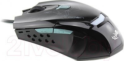 Мышь Crown Micro CMXG-1100 Blaze (черный)