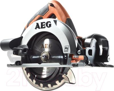 Профессиональная дисковая пила AEG Powertools BKS 18-0 (4935431375)
