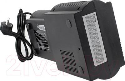 ИБП Crown Micro CMUS-650C - вид сзади