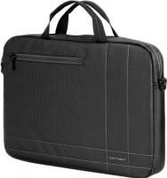 Сумка для ноутбука Continent CC201 (черный) -