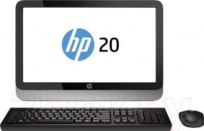 Моноблок HP 20-2101nr (J2G29EA)
