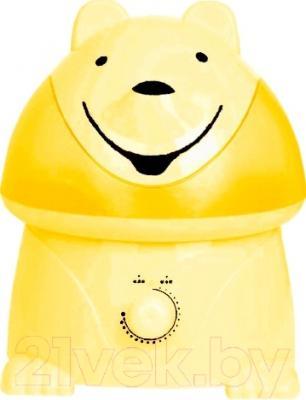 Ультразвуковой увлажнитель воздуха Humidifier HM-038BC (желтый медвежонок)