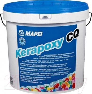 Фуга для плитки Mapei Kerapoxy СQN100 (3кг, белый)