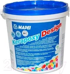 Фуга для плитки Mapei Kerapoxy Design 700 (3кг, нейтральный)