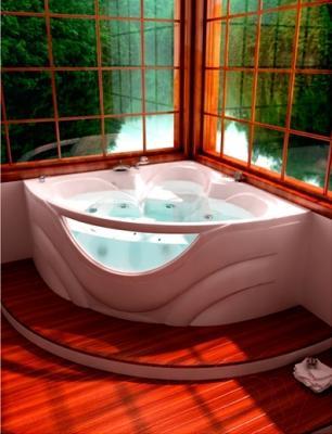 Ванна акриловая Triton Виктория 150x150
