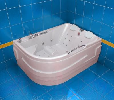 Ванна акриловая Triton Респект 180x130 L