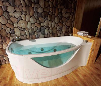 Ванна акриловая Triton Милена 170x94 L
