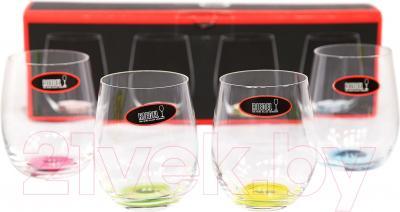 Набор бокалов для воды Riedel Happy O (4 шт)