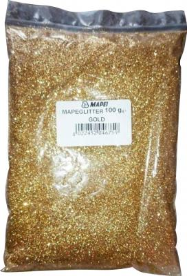 Добавка к затирочным смесям Mapei Mape Glitter (золотой)