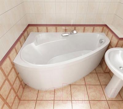 Ванна акриловая Triton Пеарл-Шелл 160x104 R