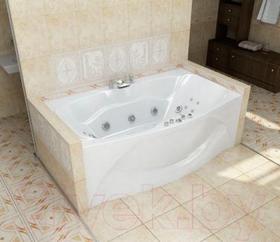Ванна акриловая Triton Оскар 189x115