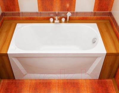 Ванна акриловая Triton Лу-Лу 130x70