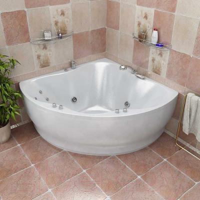 Экран для ванны Triton Лилия 150 - в интерьере