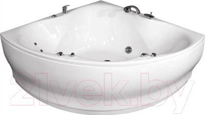 Экран для ванны Triton Лилия 150 - вместе с ванной