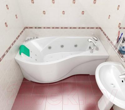Экран для ванны Triton Мишель 170 R - в интерьере