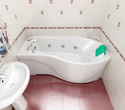 Экран для ванны Triton Мишель 180 L - в интерьере