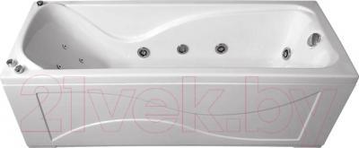 Экран для ванны Triton Кэт 150 - вместе с ванной