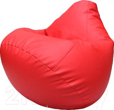 Бескаркасное кресло Flagman Груша Макси Г2.3-09 (красный)