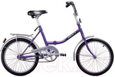 Велосипед Aist 173-334 (фиолетовый)