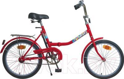 Велосипед Aist 173-334 (красный)