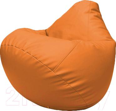 Бескаркасное кресло Flagman Груша Макси Г2.3-20 (оранжевый)