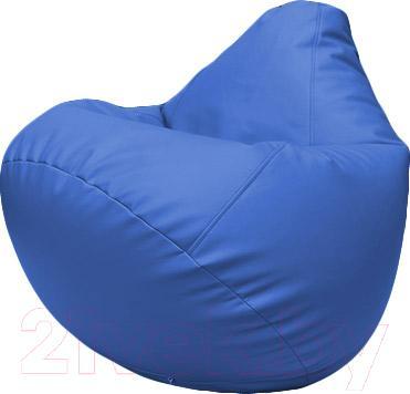 Бескаркасное кресло Flagman Груша Макси Г2.3-03 (синий)