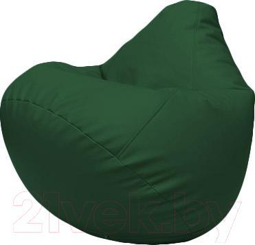 Бескаркасное кресло Flagman Груша Макси Г2.3-01 (зеленый)