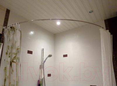 Карниз для ванны Triton Синди 125 - в интерьере