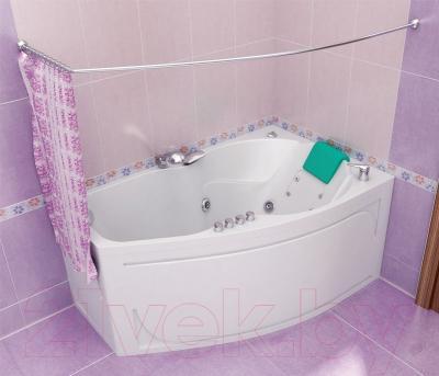Карниз для ванны Triton Пеарл Шелл 160 - в интерьере