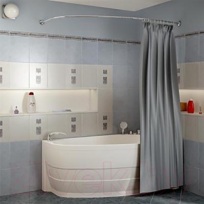 Карниз для ванны Triton Изабель 170 - в интерьере