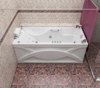 Карниз для ванны Triton Персей 190 (07112) - в интерьере