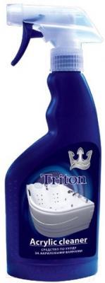 Чистящее средство для ванной комнаты Triton Для акриловых поверхностей