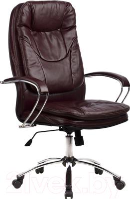 Кресло офисное Metta LK-11CH (бордовый)