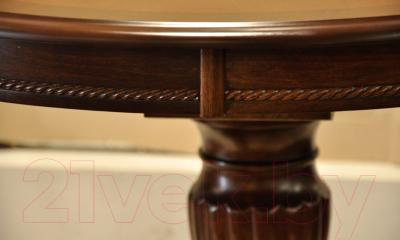 Обеденный стол Домовой OL-T4EX (дуб Art)