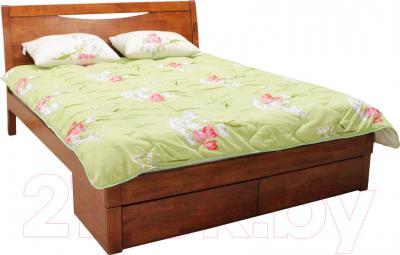Кровать Eurotrend 6-2300-A-FBD-WSR-BW (дуб)