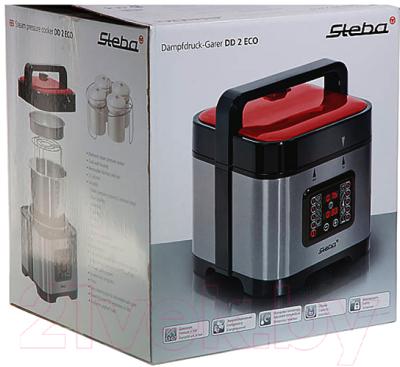 Мультиварка-скороварка Steba DD 2 Eco - коробка