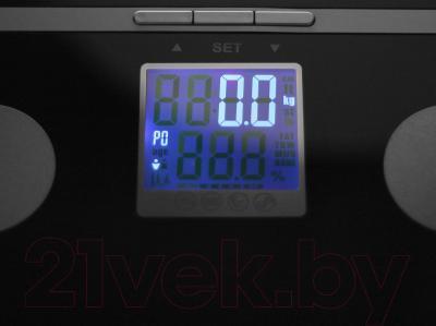 Напольные весы электронные Tristar WG-2424 - большой дисплей с подсветкой