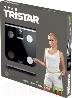 Напольные весы электронные Tristar WG-2424 - упаковка