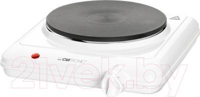 Электрическая настольная плита Clatronic EKP 3405 (белый)