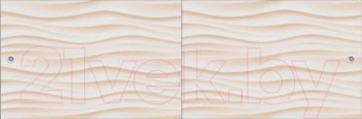 Экран для ванны МетаКам Кварт 1.68 (песочный)