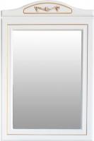 Зеркало для ванной Atoll Полини 65 (патина золото) -